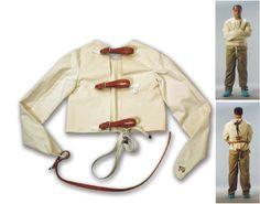 Straight jacket: high collar | Strait Jackets | Pinterest ...