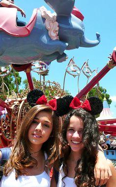 Curso de inglés en Los Angeles. Excursión a Disneyland