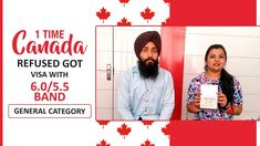 1 time Canada refused got visa again for non sds category Best University, Congratulations, How To Apply, Canada, Student, Education, Teaching, Onderwijs, Studying