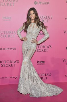 Izabel Goulart - Every Look from the 2016 Victoria's Secret After-Party  - Photos