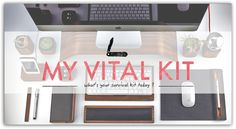 My Vital Kit – Blogger Kit