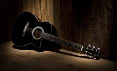 Guitar Wallpapers High Quality For Desktop Wallpaper 1500 x 1000 px 450.72 KB black and white ephiphone acoustic for facebook cover gibson