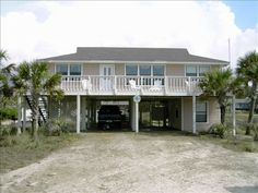 St George Island House Rental: Life's A Beach....3br/2ba Private Pool; Best Value | HomeAway