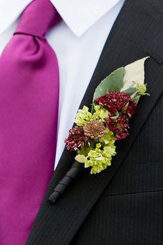 wedding boutonniere; Ashley Bartoletti Photography