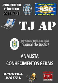 Apostila Concurso Publico TJ AP Analista Judiciario 2014