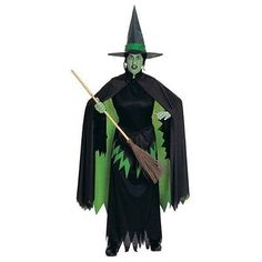 #Fancy #dress == wicked witch - #adult standard == rubies,  View more on the LINK: http://www.zeppy.io/product/gb/2/331645975328/