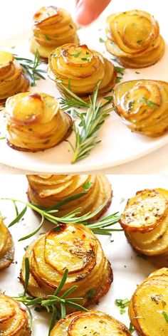 healthy dinner recipes videos The BEST Crispy Potato Stacks you'll ever make! These potatoes are buttery with super crispy tops and bottoms, so addictive you can't stop eating. Get the complete recipe now Tasty Videos, Food Videos, Recipe Videos, Potato Dishes, Potato Recipes, Vegetarian Recipes, Cooking Recipes, Healthy Recipes, Protein Recipes