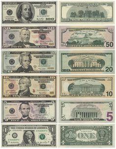 2010年入手したドル紙幣