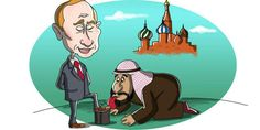 Mohammed bin Salman begs Putin to save him from Yemen crisis BlackHouse, Jun. 01 –Before Mohammed bin Salman leaves Saudi Arabia for Moscow, he expressed that the axis of the trip is to examine the crisis in Yemen and to end the country's civil war.  These remarks, which Saudi news agency SPA stated citing Muhammad bin Salman about the reason... http://blackhouse.info/mohammed-bin-salman-begs-putin-to-save-him-from-yemen-crisis/