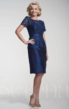 Lace Dress by Serena London 17736