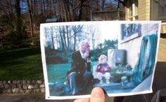 Dear Photograph, Time spent with my Grandpa was magical. He may be gone but he will never be forgotten.