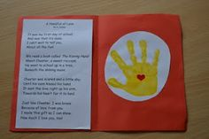 My Montessori Preschool: The Kissing Hand