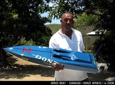 This is a real nice Blue BONZI' Boat for a client in the beautiful Caribbean country of Curaçao.