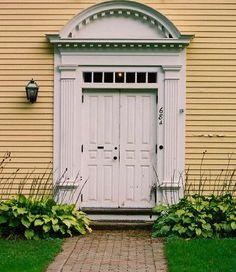 Colonial Door Historic Deerfield, MA