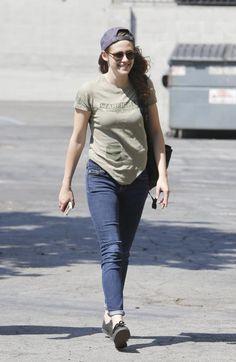Novas Fotos De Kristen Stewart Em Los Angeles Ontem