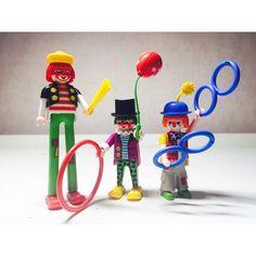 삐에로 셋 #토이스타그램 #플레이모빌 #플모 #피규어 #잡스타그램 #취미 #playmobil #InstaSize