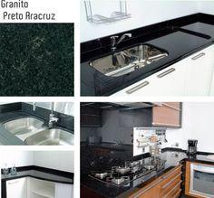 Clique Arquitetura - Seu portal de Ideias e Soluções - 5 Tipos de Granito Preto