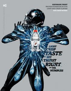 Print Advertising : Gatorade - Adhemas Batista Print Advertising Campaign Inspiration Gatorade – Adhemas Batista Advertisement Description Gatorade – Adhemas Batista Don't forget to share the post, Sharing is love ! Creative Advertising, Print Advertising, Print Ads, Advertising Campaign, Design Art, Graphic Design, 2017 Design, Layout Design, Funny Commercials