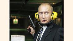 18 fotos que muestran la versátil (y emocionante) vida de Vladimir Putin #Gestion