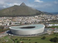 Green Point Stadium Where The Heart Is, Cape Town, Continents, South Africa, To Go, Country, World, Places, Traveling