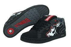 Etnies Metal Mulisha Fader Men - http://www.gogokicks.com/