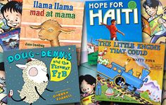 Free digital library for the kids to read or download.  Search by age or author.