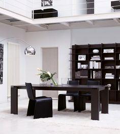 modern furniture & lighting   spencer interiors   dining tables