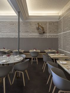 'Littlefork' restaurant by Sean Knibb for Knibb Design