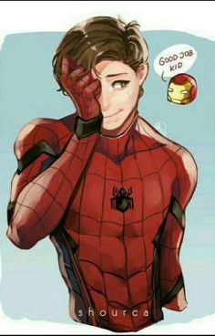 Avengers And Spidey Squad Just One Shots about Spiderman in Avengers life Fan-Fiction amreading books wattpadJust One Shots about Spiderman in Avengers life Fan-Fiction amreading books wattpad Marvel Comics, Marvel Jokes, Marvel Funny, Marvel Heroes, Spideypool, Superfamily, Marvel Fan Art, Tribute, The Avengers