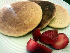 Live Free, Gluten Free: Pancakes Two Ways