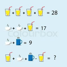 To improve your logical thinking and problem solving skills. Free online practice of puzzles and riddles problems with solutions for all competitive exams. Thinking Skills, Critical Thinking, Logic Math, Logic Problems, Brain Teasers For Kids, Maths Solutions, Math Challenge, Maths Puzzles, Math Puzzles Brain Teasers