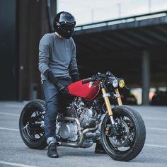 eu usaria estas roupas dirigindo a moto. (nao me refiro a moto em si)