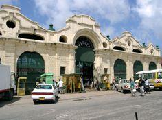 The famous Mackinnon Market in Mombasa