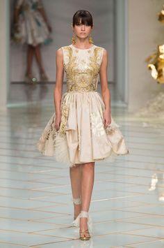 Guo #Pei Haute #Couture - '16 S/S