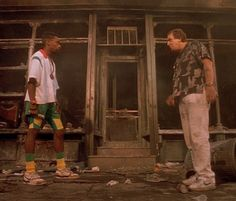 """""""Do the Right Thing"""" - A tough and difficult film about racism. It's very easy to come out of this film liking no one."""