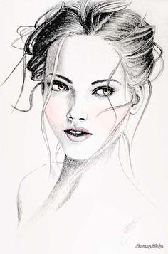 Pencil sketch 230214 @Novianny Widya