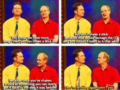 Colin and Ryan - classic Whose Line Is It Anyway?