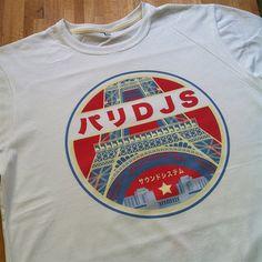 Paris DJs Wearplay EP 007 / Japanese Eiffel Tower