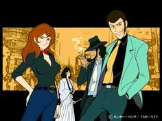 Lupin the third FPM EVERLUST MIX - YouTube