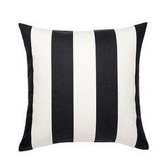 IKEA - VÅRGYLLEN, Tyynynpäällinen, Vetoketjun ansiosta päällinen on helppo…