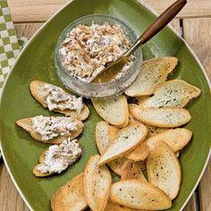 Smoked Bluefish Spread Recipe   MyRecipes.com