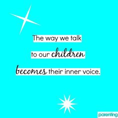 10 Most Powerful Things You Can Say to Your Kids Parenting Quote: The way we talk to our children becomes their inner voice. Remember the 10 most powerful things you can say to your child.Children of God Children of God may refer to: Conscious Parenting, Mindful Parenting, Parenting Quotes, Parenting Advice, Kids And Parenting, Practical Parenting, Single Parenting, Mentally Strong, Raising Kids