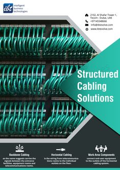 Finding the right technology for demanding business needs is a brain drain for many, IBT is the right place for technology outsourcing solutions for many enterprise business growth. Wide Area Network, Local Area Network, Types Of Network, Structured Cabling, Innovation Strategy, Cable Tray, Enterprise Business, Intelligent Technology, Fiber Optic Cable