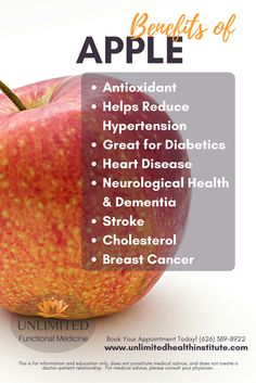 The Big Diabetes Lie - Health Benefits of Apple - Doctors at the International Council for Truth in Medicine are revealing the truth about diabetes that has been suppressed for over 21 years. Health Facts, Health Diet, Health And Nutrition, Health And Wellness, Apple Health Benefits, Fruit Benefits, Cancer Fighting Foods, Natural Health Remedies, Food Facts