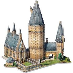 Harry Potter Hogwarts Great Hall Puzzle From the renowned world of Harry Potter! Colorful, scenic, and crafted from 850 sturdy pieces, the finished puzzle measures x x WARNING: Choking Hazard - small parts. Not for children under 3 yrs. Harry Potter Kostüm, Harry Potter Cosplay, Harry Potter Characters, Mary Cassatt, La Petite Taupe, Puzzle Photo, 3d Puzzel, Disney Pixar, 3d Jigsaw Puzzles
