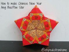 Chinese New Year Ang Bao Pow Star Craft