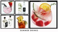 Weisswange drink ideas. Photography: Kim Weisswange