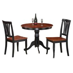 TMS Tiffany 3 Piece Dining Set | Wayfair | Camper Remodel | Pinterest |  Tiffany And Camper Remodeling