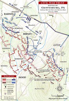 Devil's Den and Battle of Gettysburg.jpg