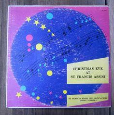 Choral Christmas Record - Christmas Eve at St. Francis Assisi of Omaha or Skyline Wesleyan Church Christmas Album - St Francis Assisi Choir